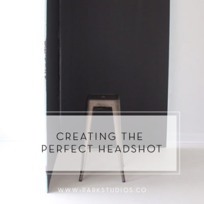 Creating the Perfect Headshot