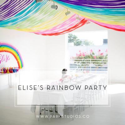 Elise's Rainbow Party