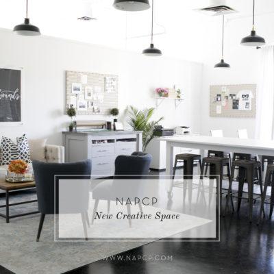 NAPCP's New Creative Space
