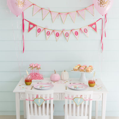 Pastel Birthday Parties for Girls