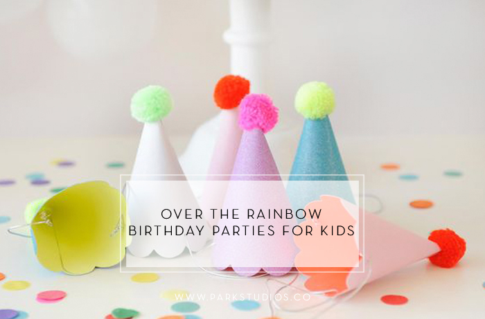 When It Comes To Birthday Party Themes These Days The Sky Is Limit So Alice Park Told Us Shell Be Hosting Sweet Elises Rainbow