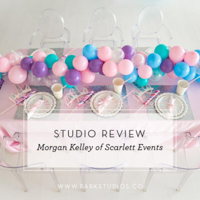 Studio Review: Morgan Kelley of Scarlett Events