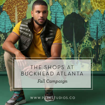 The Shops Buckhead Atlanta Fall Campaign