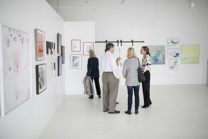 Art Buckhead popup gallery