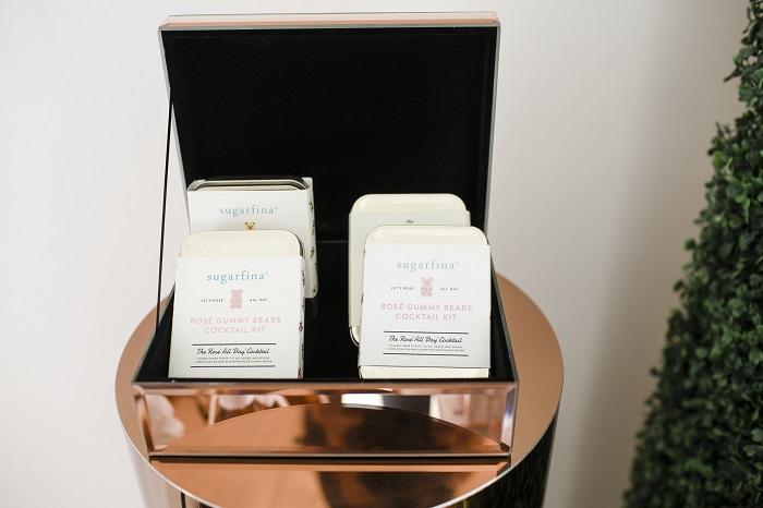 champagne gummy bear kits