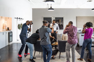 LaJoy Photography workshop at Park Studios Atlanta