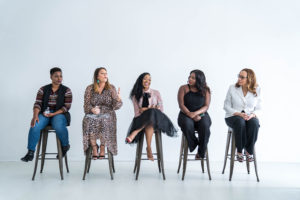 LaJoy Photography workshop speaker panel at Park Studios Atlanta