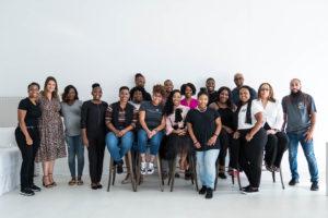 LaJoy Photography workshop attendees at Park Studios Atlanta