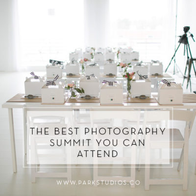The Best Photography Summit You Can Attend