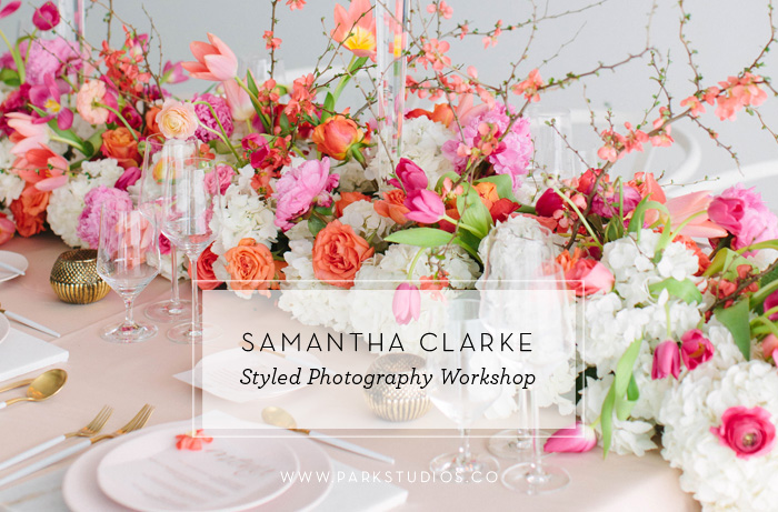 Samantha Clark Styled Photography Workshop featured image
