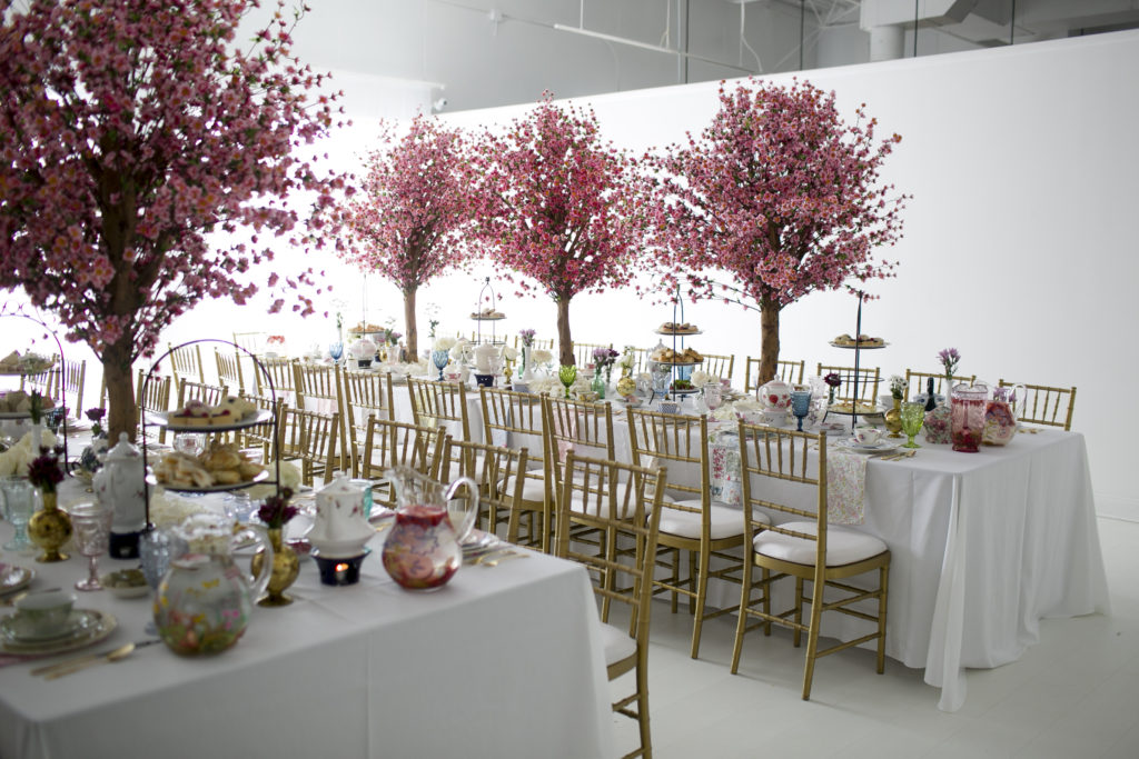 Park Studios Atlanta baby shower venue