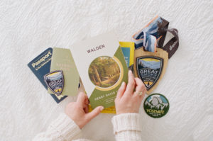styling national parks memorabilia