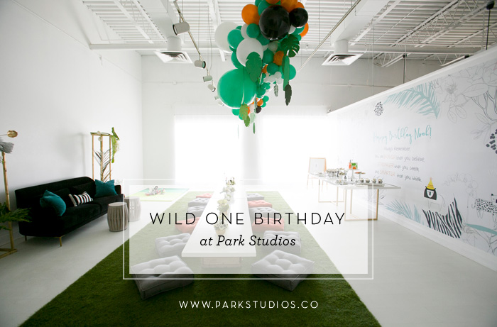 wild one birthday at park studios featured image