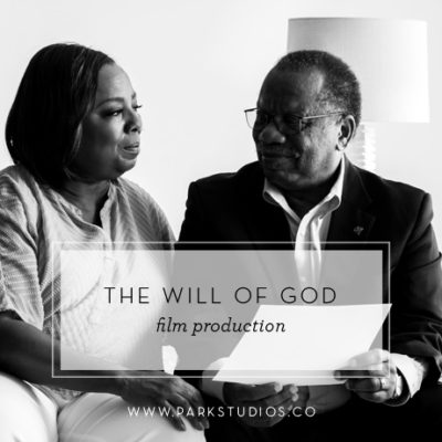 The Will of God Film Production with Dr. Charles Stanley